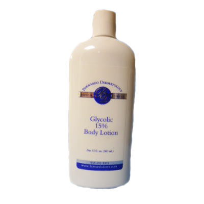 15% GLYCOLIC LOTION