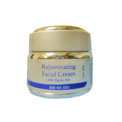 20% ANTIOXIDANT RENEWAL CREAM (REJUVENATING FACIAL CREAM)