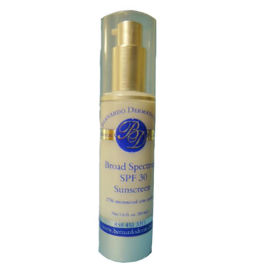 BROAD SPECTRUM MOISTURIZING SUNSCREEN WITH ANTIOXIDANTS SPF 30