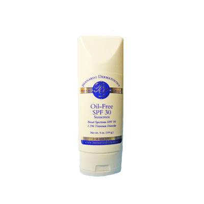 OIL-FREE BROAD SPECTRUM SUNSCREEN SPF 30