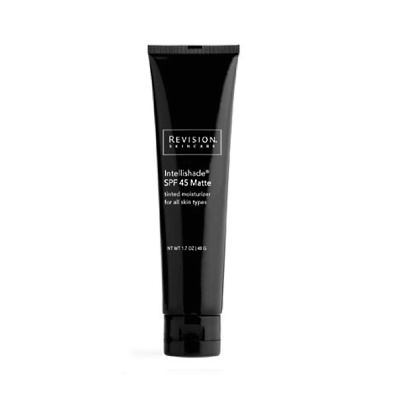 INTELLISHADE TINTED MATTE SUNSCREEN SPF 45