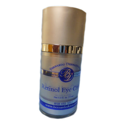 Retinols: RETINOL EYE CREAM